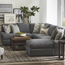 Enchanting Living Rooms Ideas With Combinations Of Grey Green 26