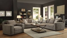Enchanting Living Rooms Ideas With Combinations Of Grey Green 45