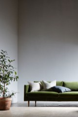 Enchanting Living Rooms Ideas With Combinations Of Grey Green 50
