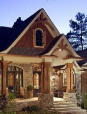Fabulous Home Design Ideas With Wooden Accent 06