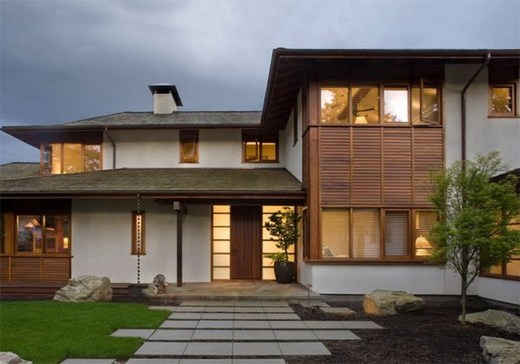 Fabulous Home Design Ideas With Wooden Accent 39