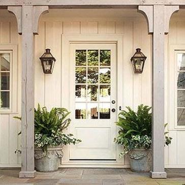 Fascinating Farmhouse Porch Decor Ideas 11