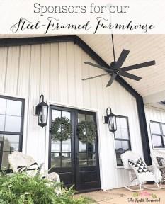 Fascinating Farmhouse Porch Decor Ideas 17