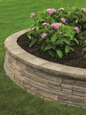 Gorgeous Front Yard Retaining Wall Ideas For Front House 53