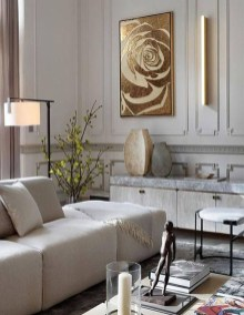 Impressive French Style Living Room Designs Ideas 04