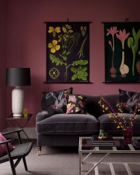 Impressive French Style Living Room Designs Ideas 25