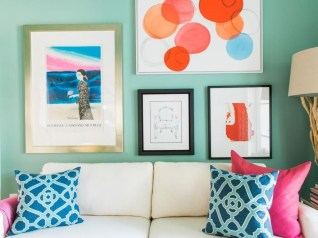Modern Vibrant Rooms Reading Ideas 14