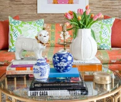 Modern Vibrant Rooms Reading Ideas 30