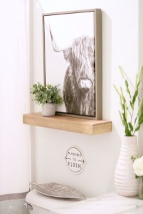 Popular Farmhouse Small Bathroom Decorating Ideas 03