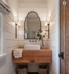 Popular Small Farmhouse Design Ideas To Style Up Your Home 20