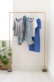 Stunning Clothes Rail Designs Ideas 02