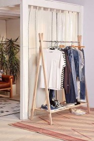 Stunning Clothes Rail Designs Ideas 05