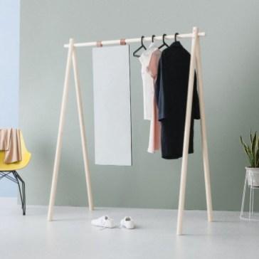 Stunning Clothes Rail Designs Ideas 47