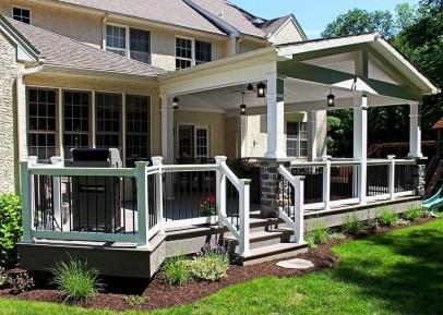 Unique Backyard Porch Design Ideas Ideas For Garden 19