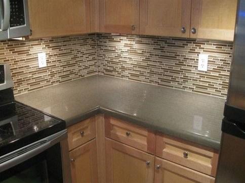 Amazing Ideas To Disorder Free Kitchen Countertops 02