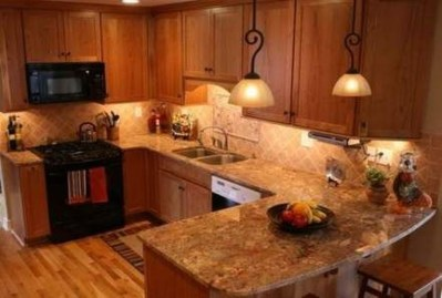 Amazing Ideas To Disorder Free Kitchen Countertops 44