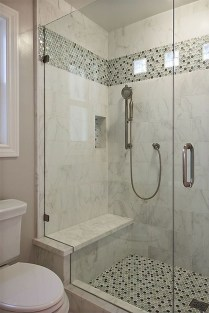 Awesome Bathroom Shower Ideas For Tiny House 12