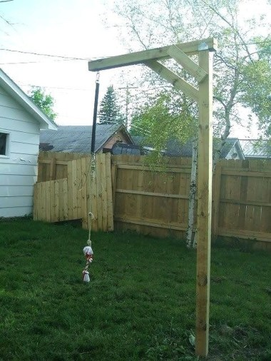 Comfy Diy Backyard Projects Ideas For Your Pets 05