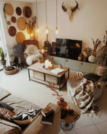 Cozy Interior Design Ideas For Living Room That Look Relax 28