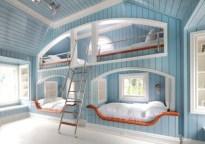 Cute Love Blue Ideas For Teenage Bedroom 16