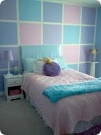 Cute Love Blue Ideas For Teenage Bedroom 22