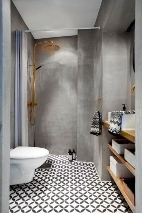 Inexpensive Small Bathroom Remodel Ideas On A Budget 35
