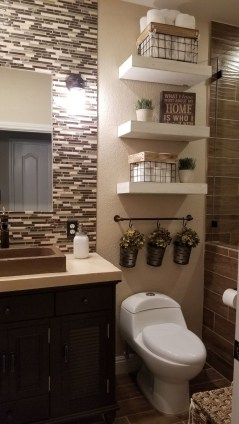 Newest Guest Bathroom Decor Ideas 17