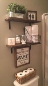 Newest Guest Bathroom Decor Ideas 22