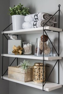 Newest Guest Bathroom Decor Ideas 38