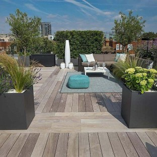 Stunning Roof Terrace Decorating Ideas That You Should Try 05