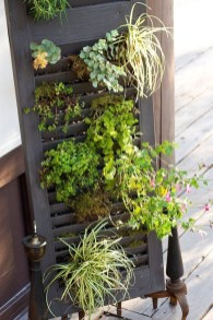 Unique Old Furniture Repurposing Ideas For Yard And Garden 18