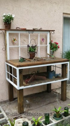 Unique Old Furniture Repurposing Ideas For Yard And Garden 23