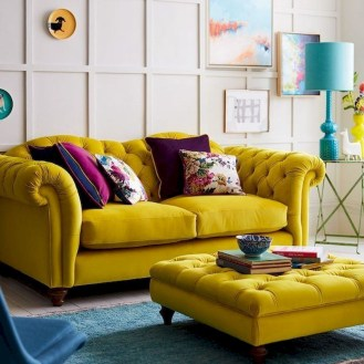 Wonderful Sofa Design Ideas For Living Room 40