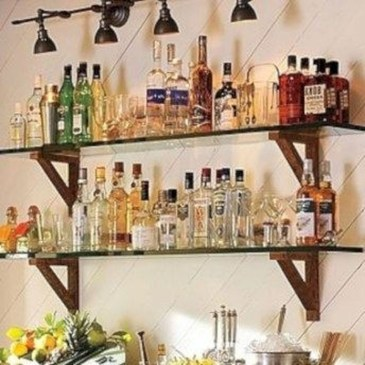 Affordable Diy Mini Coffee Bar Design Ideas For Home Right Now 07