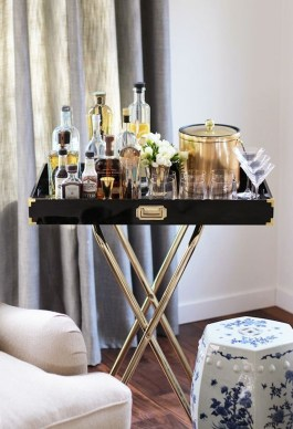 Affordable Diy Mini Coffee Bar Design Ideas For Home Right Now 26