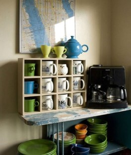 Affordable Diy Mini Coffee Bar Design Ideas For Home Right Now 28