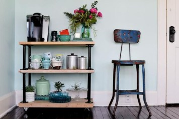 Affordable Diy Mini Coffee Bar Design Ideas For Home Right Now 46