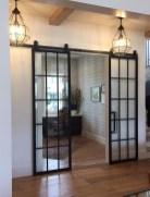 Amazing Sliding Door Wardrobe Design Ideas 46