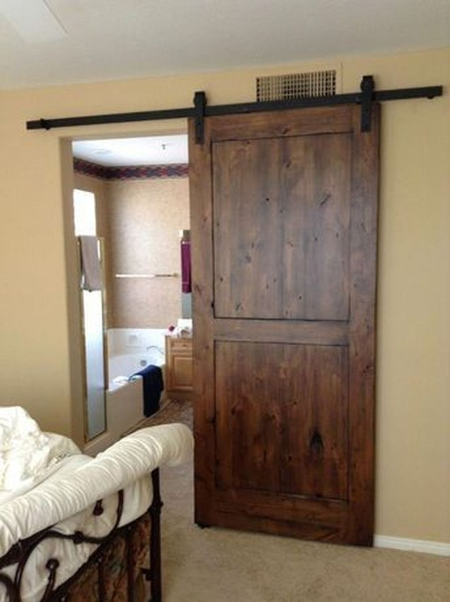 Amazing Sliding Door Wardrobe Design Ideas 51
