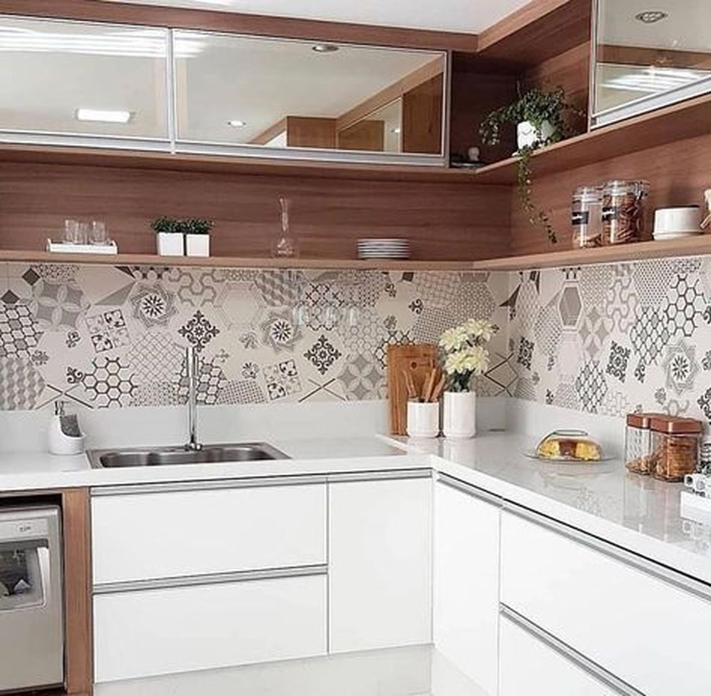 Brilliant Kitchen Set Design Ideas That You Must Try In Your Home 37