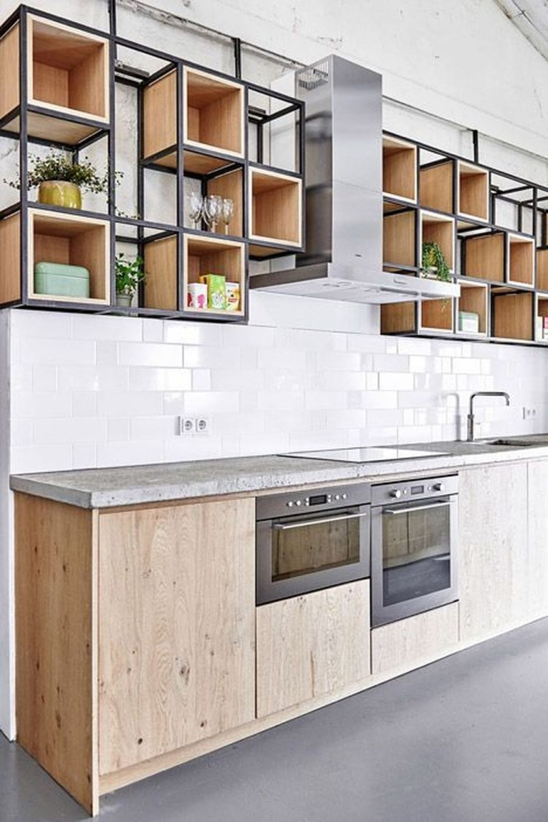 Brilliant Kitchen Set Design Ideas That You Must Try In Your Home 53