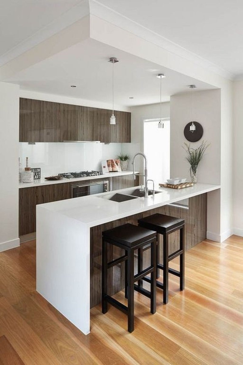Brilliant Kitchen Set Design Ideas That You Must Try In Your Home 54