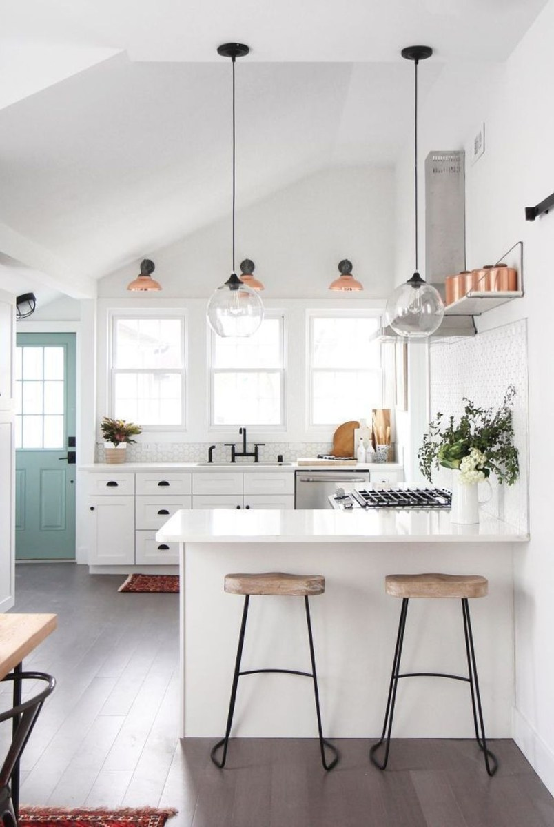 Brilliant Kitchen Set Design Ideas That You Must Try In Your Home 57