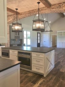 Enchanting Farmhouse Kitchen Decor Ideas To Try Nowaday 12