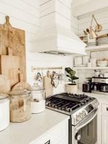 Enchanting Farmhouse Kitchen Decor Ideas To Try Nowaday 29