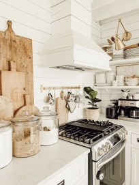 Enchanting Farmhouse Kitchen Decor Ideas To Try Nowaday 29