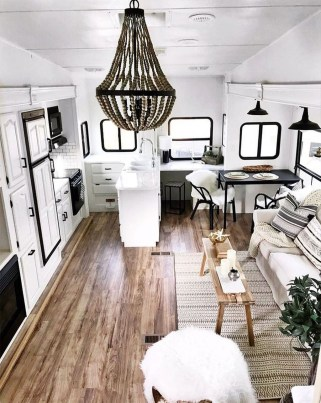 Extraordinary Interior Rv Living Ideas To Try Now 30