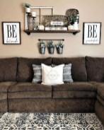 Fancy Farmhouse Living Room Decor Ideas To Try 27