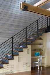 Fantastic Storage Under Stairs Ideas 03