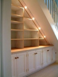 Fantastic Storage Under Stairs Ideas 05
